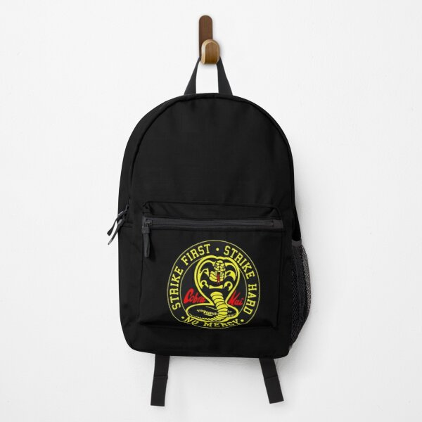 Cobra Kai Karate Tournament No Mercy Backpack RB1006 product Offical Karl Jacobs Merch