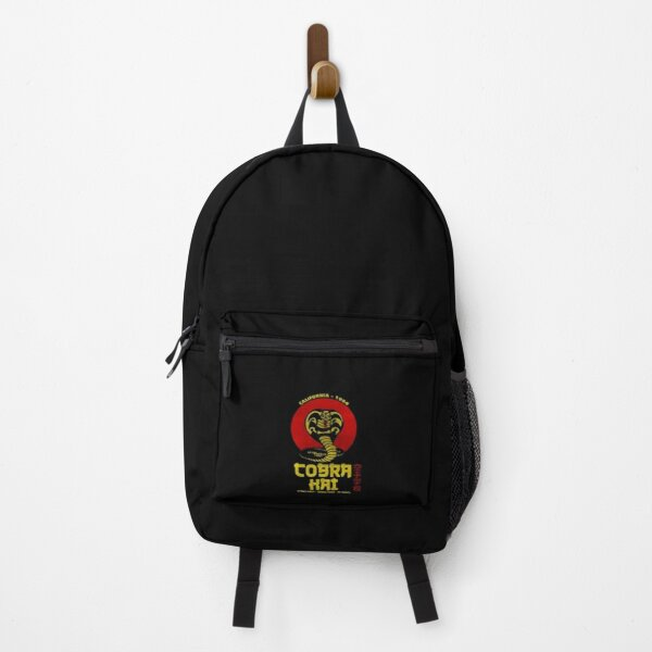 cobra kai california 1984 Backpack RB1006 product Offical Karl Jacobs Merch