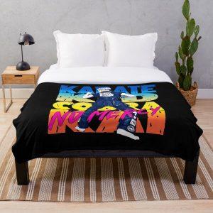Cobra Kai 2021, cute design 2021 Throw Blanket RB1006 product Offical Karl Jacobs Merch