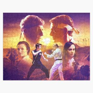 COBRA KAI POSTER Jigsaw Puzzle RB1006 product Offical Karl Jacobs Merch