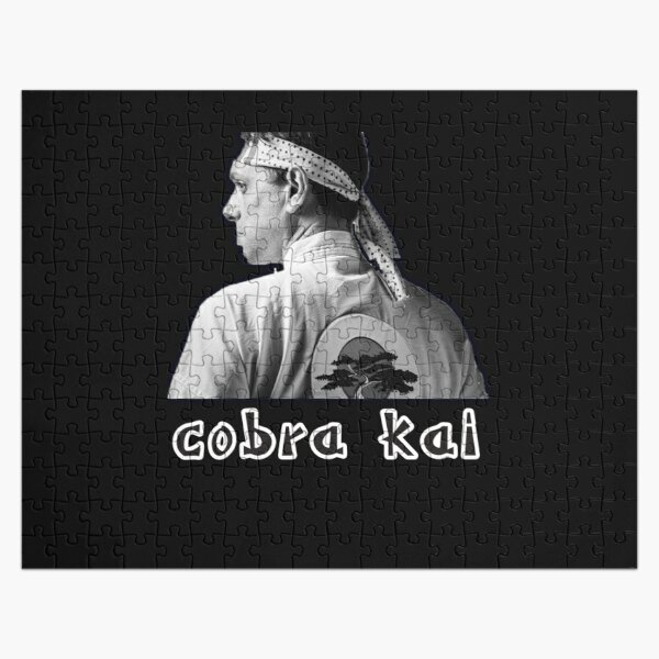 cobra kai  Jigsaw Puzzle RB1006 product Offical Karl Jacobs Merch