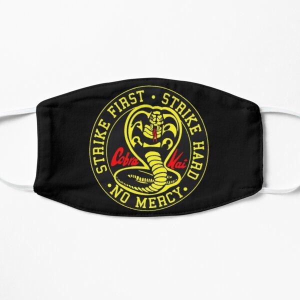 Cobra Kai Karate Tournament No Mercy Flat Mask RB1006 product Offical Karl Jacobs Merch