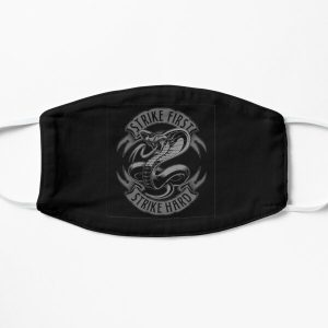 Cobra Kai Karate  Flat Mask RB1006 product Offical Karl Jacobs Merch