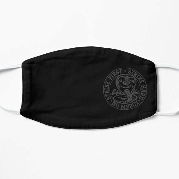 Karate Tournament - Cobra Kai Flat Mask RB1006 product Offical Karl Jacobs Merch