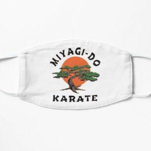 cobra kai miyagi do Flat Mask RB1006 product Offical Karl Jacobs Merch